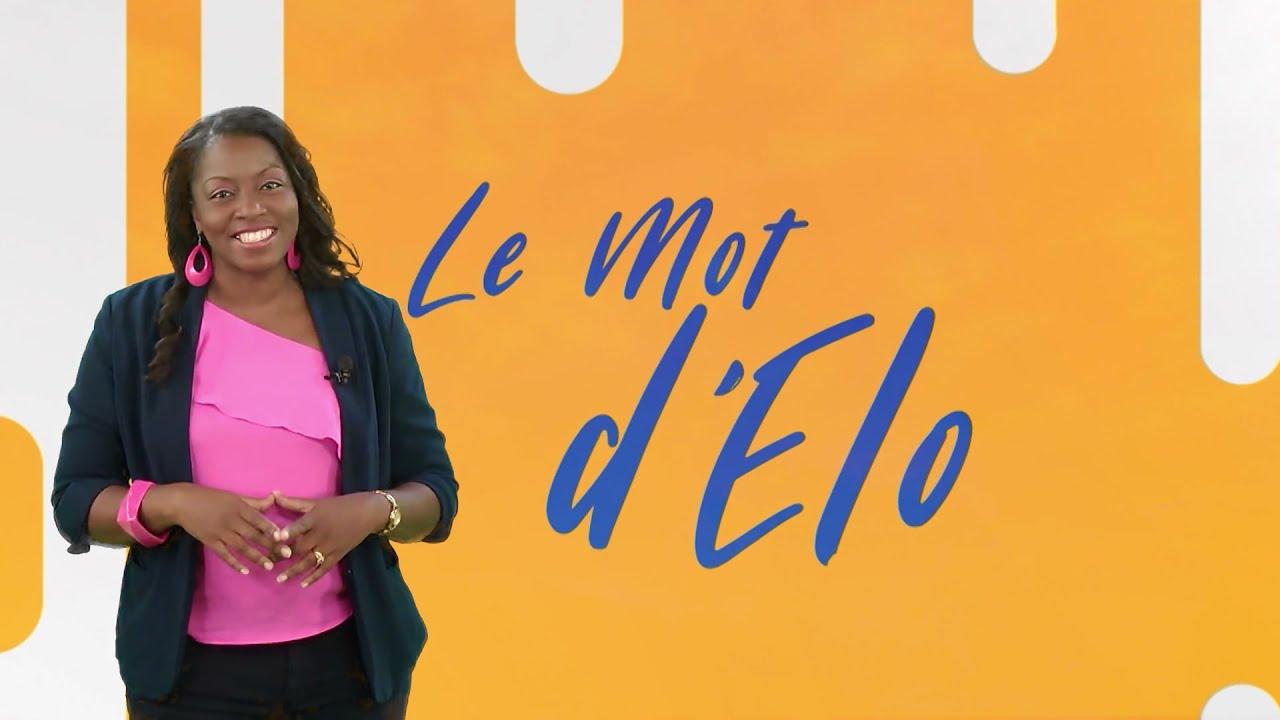Le Mot d'ELO sur ETV Guadeloupe