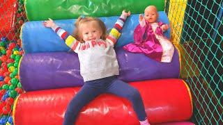 Кукла Катя Беби борн  Джони Джони Да Папа Игры для детей baby born КАК МАМА про куклы