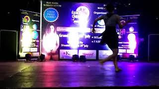 Kabhi jo badal barse solo dance performance choreography by priya srivastava