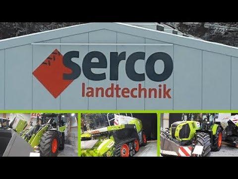 Visite de Serco Landtechnik Suisse
