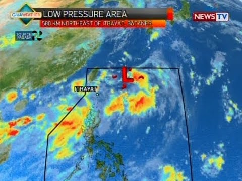 BT: Weather update as of 11:52 a.m. (September 5, 2016)