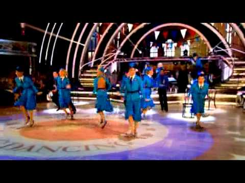 1940s Pro Routine Strictly Come Dancing  The Results