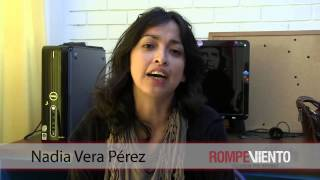 Entrevista Nadia Vera
