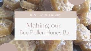 Behind the Scenes with ButtaH Beauty - Soap Making