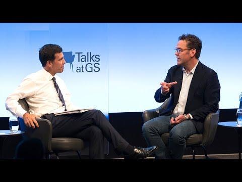 James Murdoch: Transforming the Future of Entertainment