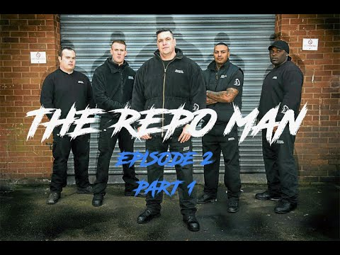 Sean James - The Repo Man - Channel 4 - Car repossessions - Episode 2 part 1/4