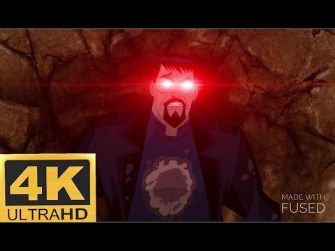 Superman vs Metalman HD