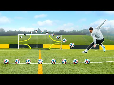 F2FREESTYLERS PRACTICE SESSION   SHOOTING CHALLENGE! ⚽💥