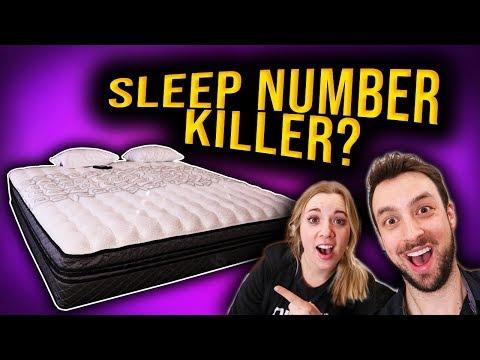 SLEEP NUMBER KILLER!?!? - Idle Air Mattress Review