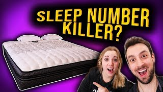 Sleep Number Killer!?!? - Idle Air Mattress Review