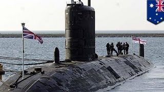 UK submarine HMS Tireless joins search for missing Malaysian Airlines flight 370