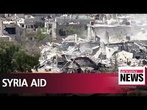 UN aid chief says US$8 bil. needed to help Syria