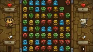 HEROIC DUNGEON GAME WALKTHROUGH 1