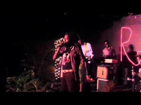 JAH BOUKS & MYSTIKAL REVOLUTION - ANGOLA (LIVE)
