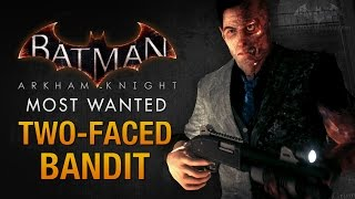 Batman: Arkham Knight - Two-Faced Bandit (Two-Face)