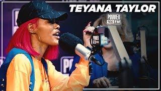 Teyana Taylor on KTSE, Working with Kanye West & Skepticism Towards MTV