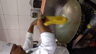Desi ghee Soan Papri | Sohan Papdi Making by Chef Shrinivas in Five Star Hotel