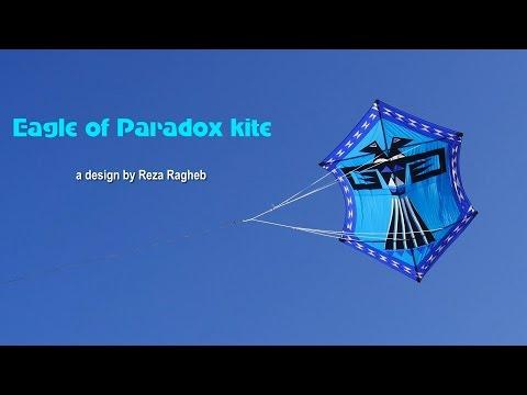 Eagle of Paradox kite