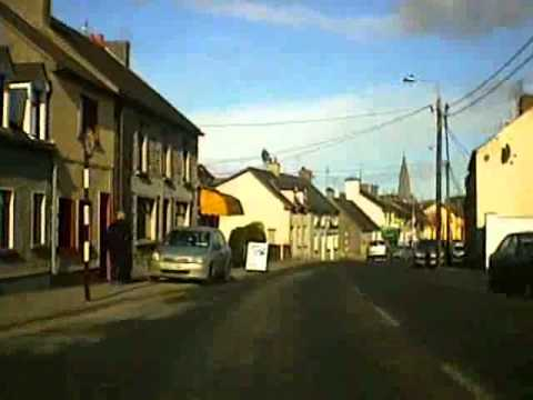 Nenagh Town, Co. Tipperary, Ireland