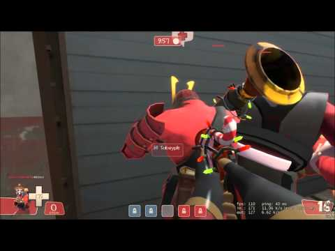 Ajax Plays TF2 Competitive (part 1) BETA
