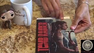 TOMB RAIDER Bluray Steelbook edition UNBOXING