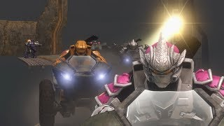Halo 3 Custom Games Jenga, Fat Kid, Halo, Indiana Jones, The Train, ECT