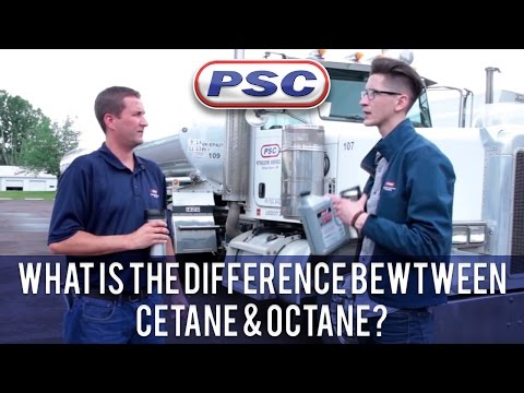 What is the Difference Between Cetane and Octane?