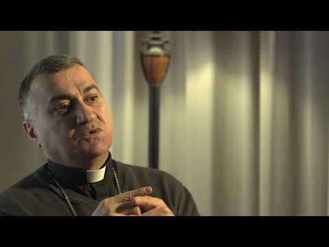 Archbishop Bashar Warda on Iraqi Christians, Secularism, and Hope in Suffering