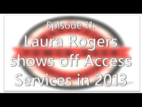 SharePoint Power Hour Episode 11: Laura Rogers shows off Access Services in 2013