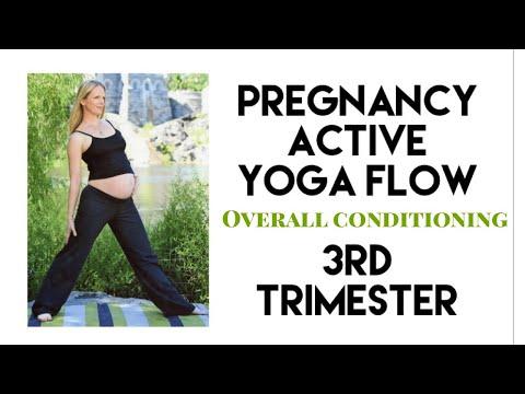The Very Best Prenatal Yoga Videos of 2020