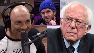 Ethan Klein On the Joe Rogan/Bernie Sanders Controversy