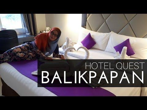Review Hotel Quest Balikpapan (bintang 3) | Indonesia Languange
