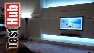 Widać przyszłość czyli IFA Berlin 2018 z LG