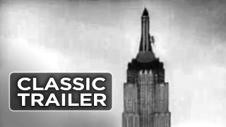 King Kong (1933) Official 1938 Re-Release Trailer - King Kong Movie