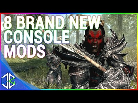 8 BRAND NEW Console Mods 57 - Skyrim Special Edition (XBOX/PS4/PC)