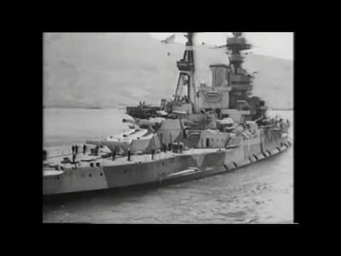 """War at Sea"",  Mediterranean. ATV documentary from 1960."