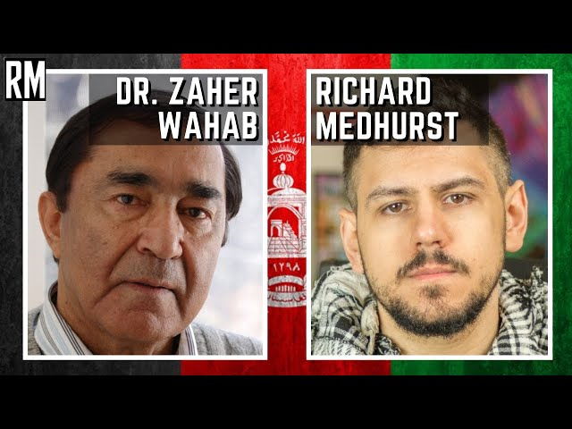 What is |S|S-K? History of Afghanistan with Dr. Wahab & Richard Medhurst
