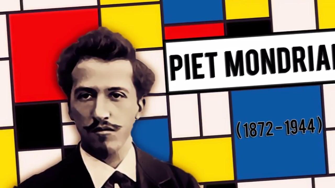 Piet mondrian - YouTube
