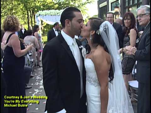 Courtney & Jon's wedding trailer