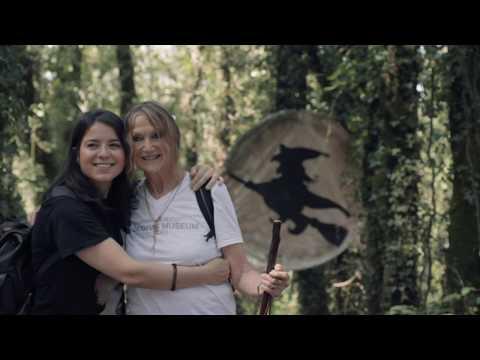 Julia Baird, irmá de John Lennon, protagoniza o videoclip de 'O teu camiñar'