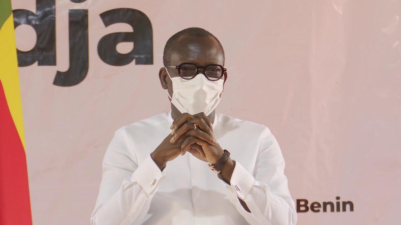 Tournée présidentielle : Patrice Talon entre dans le Zou par Djidja