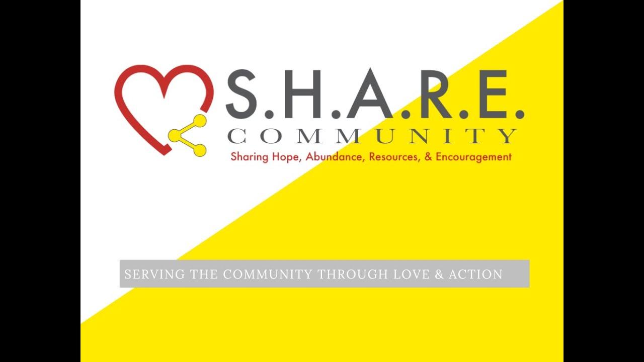 S.H.A.R.E. Community has Soft Launched