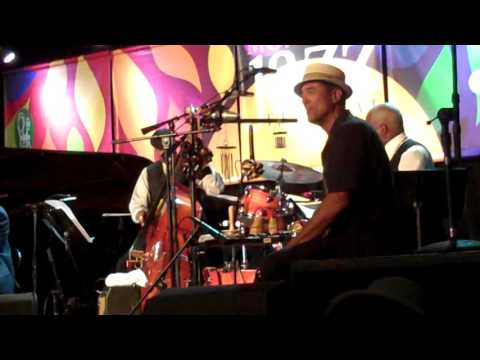 Larry Vuckovich 4tet at Monterey Jazz Festival 2016 tribute to Vince Guaraldi