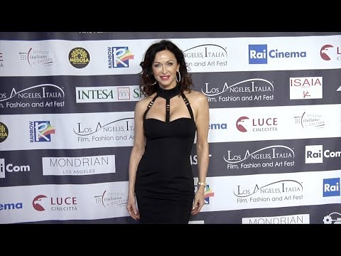 Sofia Milos 13th Edition 'LA Italia Film Fest' Red Carpet thumbnail