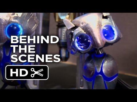 Earth To Echo Movie Behind the Scenes - Meet Echo (2014) - Sci-Fi Adventure Movie HD