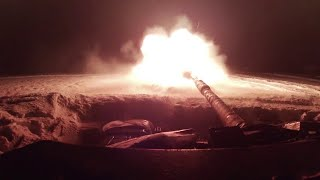 Ночной Бой: Азербайджан атакует армию Армении в районе Нагорного Карабаха - хроника