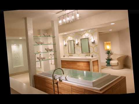 Badezimmer Licht Ideen - YouTube