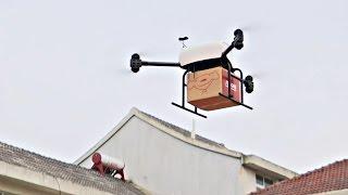 Доставка на дронах в Китае становится всё популярнее (новости)
