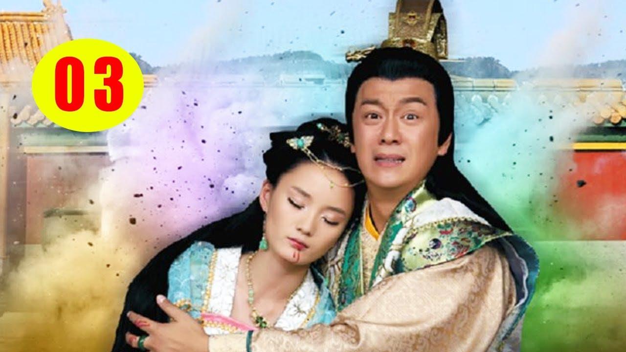 Phim Hay Thuyết Minh | Cung Dưỡng Ái Tình - Tập 3 | Phim Bộ Cổ Trang Trung Quốc Hay Nhất