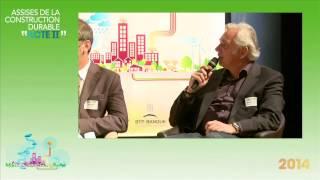 03 - Table ronde 2 : Assises de la construction durable - ACTE II